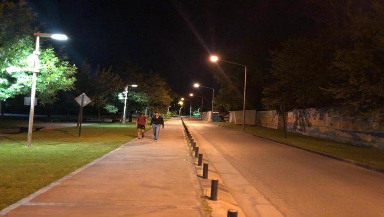 La Muni no registró acumulación de gente en la calle durante la Navidad