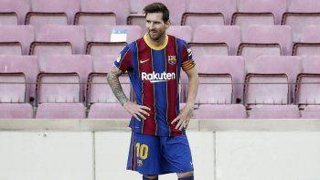 Messi avanza en el ranking por la bota de oro