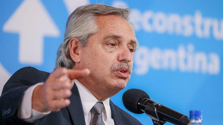 Alberto Fernández: Leí a un imbécil que me decía dictador