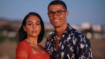 la insolita prohibicion de su novia argentina a ronaldo para que no se lesione