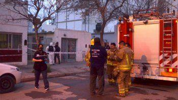 Incendio fatal en Cipo: la víctima secaba ropa con un horno de cocina