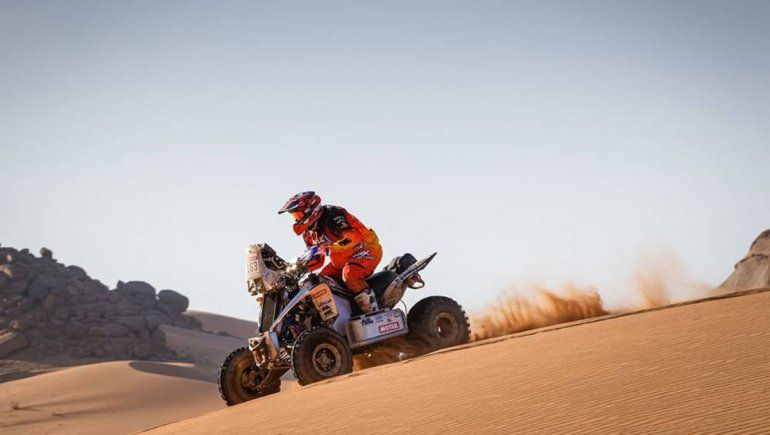 Pablo Copetti logró el primer triunfo argentino en el Dakar 2021