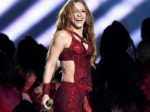 Mirá como Shakira volvió a viralizar a la gacela Gazelle