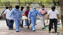un hospital indio se quedo sin oxigeno y 11 pacientes fallecieron