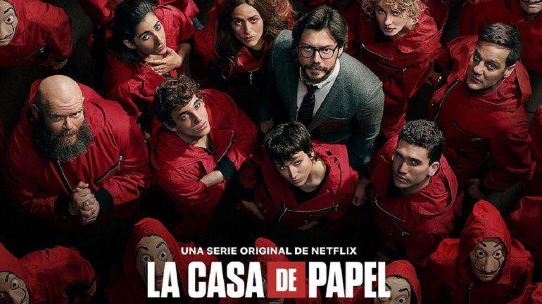La última temporada de La Casa de Papel se encuentra en producción | Foto: Netflix