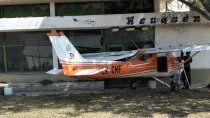 que se sabe del accidente de la avioneta en el aeroclub