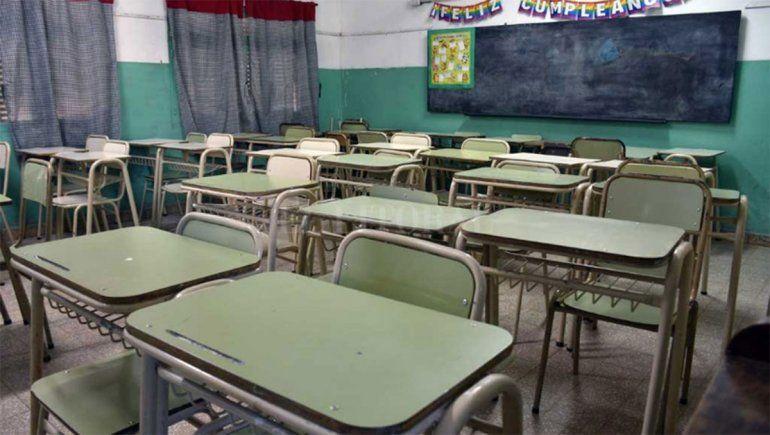 Más de 2.000 alumnos sin clases presenciales en Aluminé