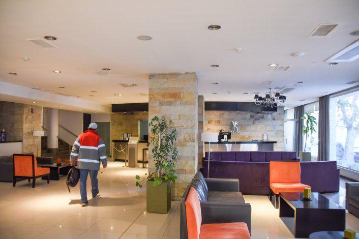 La ciudad llegó al mismo nivel de reservas hoteleras que la cordillera