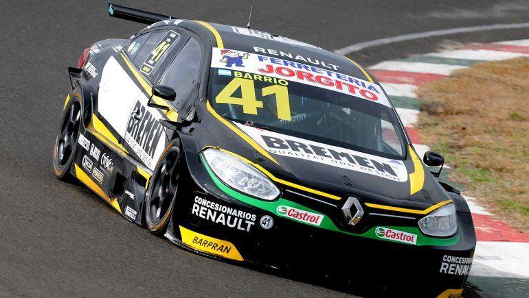 Jorge Barrio se llevó la victoria en la final del TC2000 en Paraná