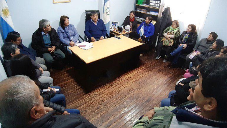 Mariano Moreno: vecinos pidieron solución a los problemas de agua