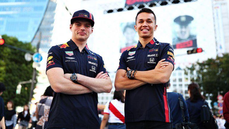 Max Verstappen y Alexander tendría continuidad en la temporada 2021 de la Fórmula 1 junto a Red Bull