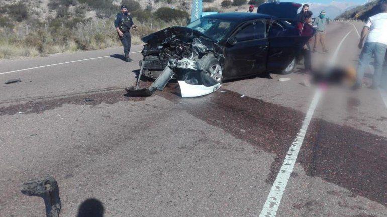 Se robó un auto de un taller y causó una tragedia
