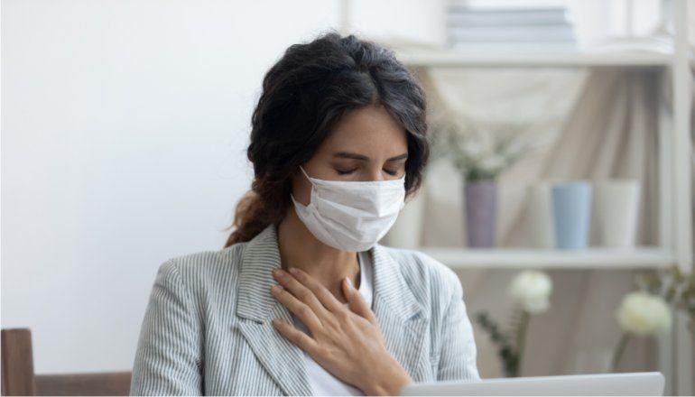 Covid-19: las tres secuelas más comunes tras padecer la enfermedad