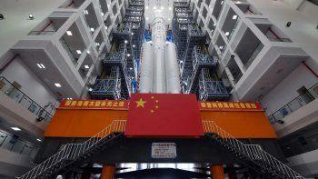 la historica mision china ya esta en la orbita lunar