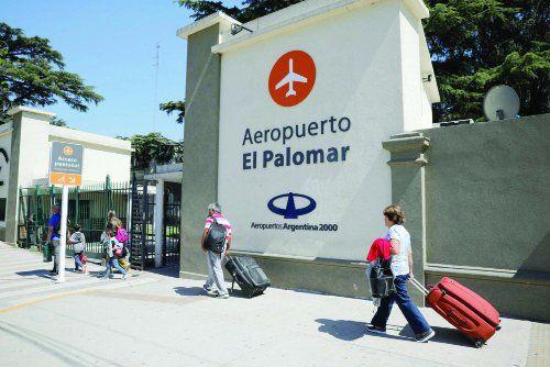 El aeropuerto de El Palomar era la base de operaciones de las lowcost.