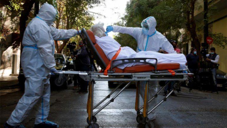 Argentina superó la barrera de los 47 mil muertes por COVID