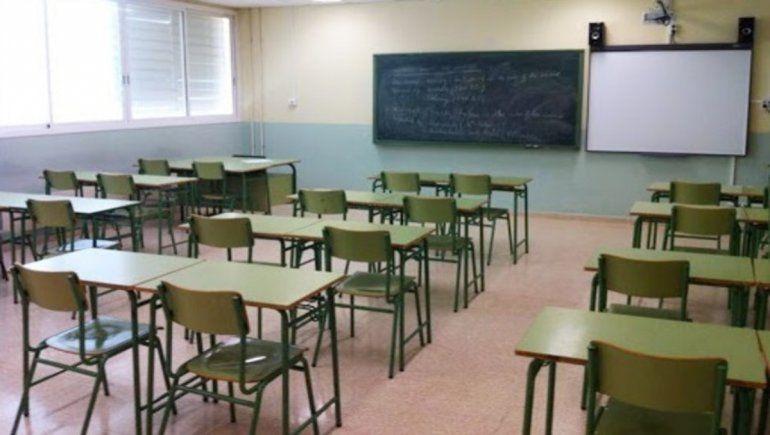 Las clases presenciales volverán en el interior la semana que viene