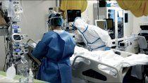otras 297 personas murieron y 19.419 fueron diagnosticadas con coronavirus en el pais