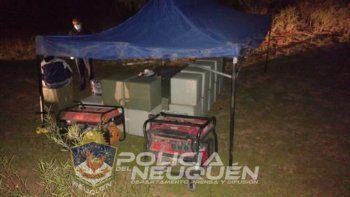 fiesta clandestina: una foto en lm neuquen delato un fraude