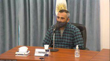 Hijo de Roque Mora: Había sangre hasta el techo