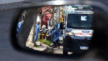 el coronavirus no afloja: 599 nuevos casos y 13 muertes en neuquen