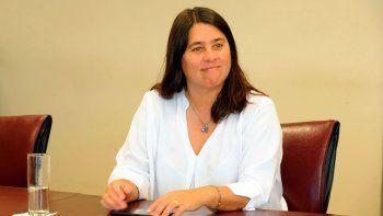 Marita Villone, diputada provincial por el MPN.