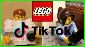 LEGO quiere sumarse a la fiebre de TikTok