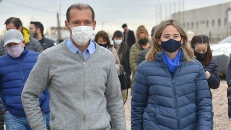 Gutiérrez: Mage y Osvaldo van a defender los intereses de Neuquén