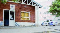 La comisaría 21 del barrio Melipal fue la que recibió el aviso del crimen.