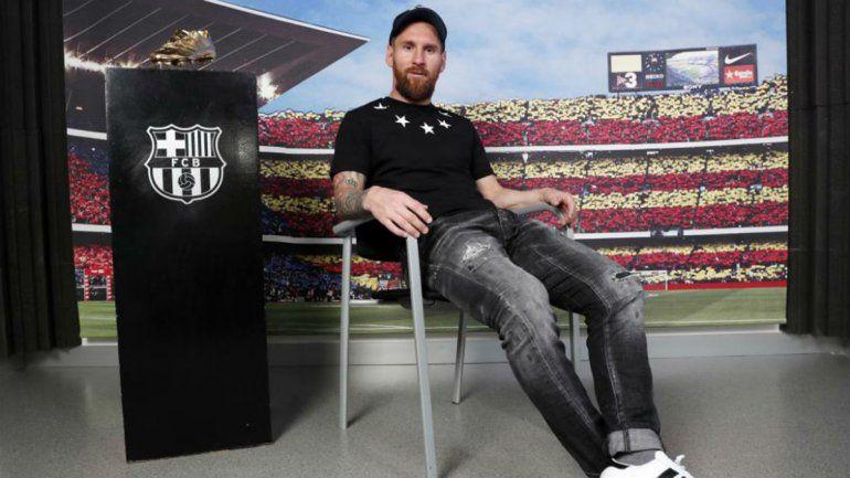 Messi sobre su retiro: Seré el primero en decir hasta acá llegué