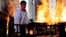 se incendio otro hospital indio: al menos 18 muertos