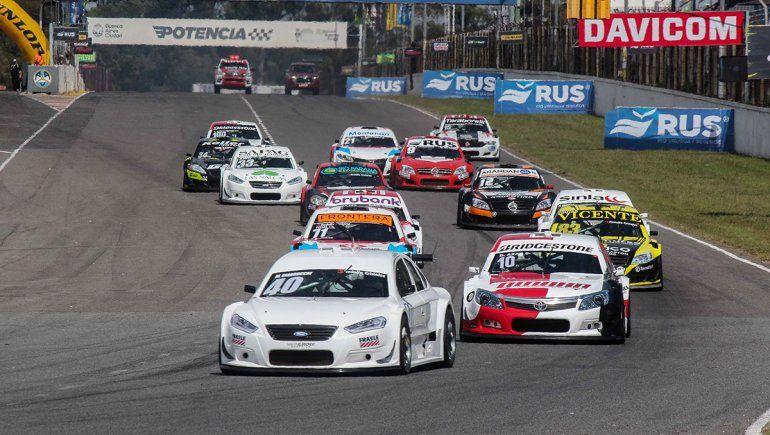 El Top Race correrá su tercera fecha en el autódromo de Buenos Aires
