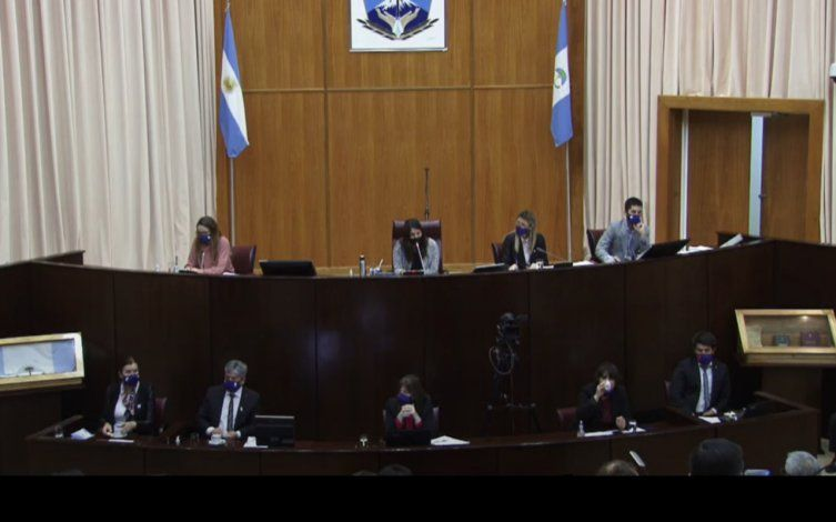 Por mayoría, los diputados aprobaron la extensión de preventiva