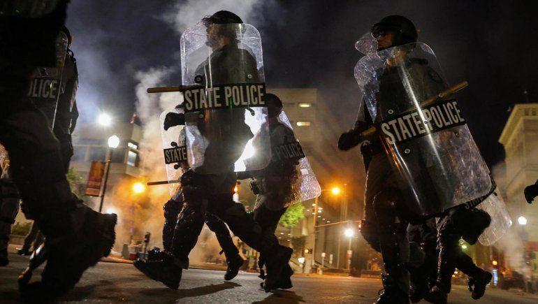 EE.UU.: furia por otro crimen policial impune