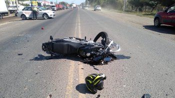 Un conocido motociclista neuquino murió en un accidente en Ruta 22
