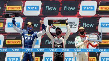 Rubens Barrichello, el último vencedor en el Súper TC2000.
