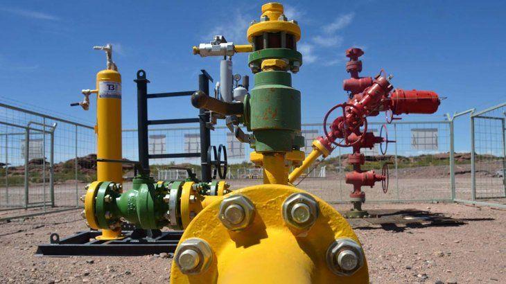 Las áreas en las que despega el shale gas