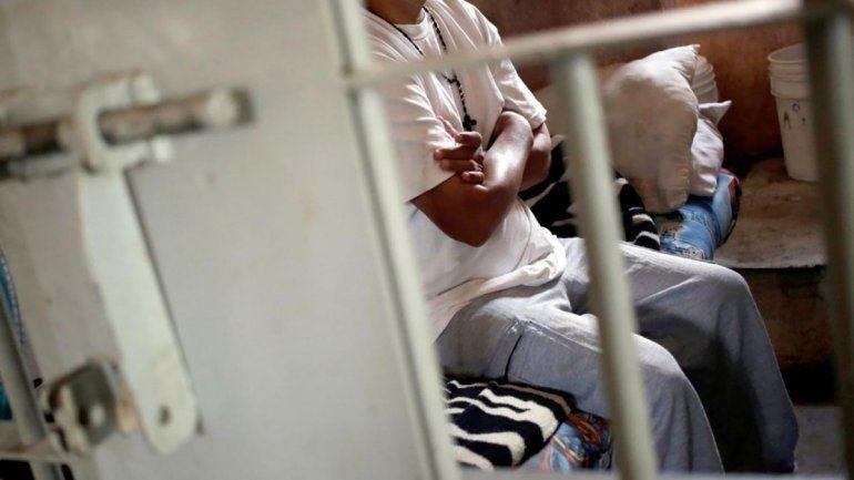 Pidió volver a la cárcel por las peleas con su mujer