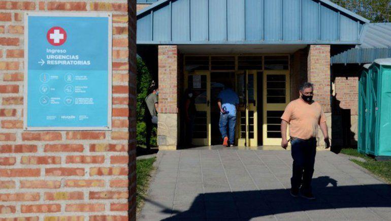 Hospital de Plottier: al límite desde hace una semana