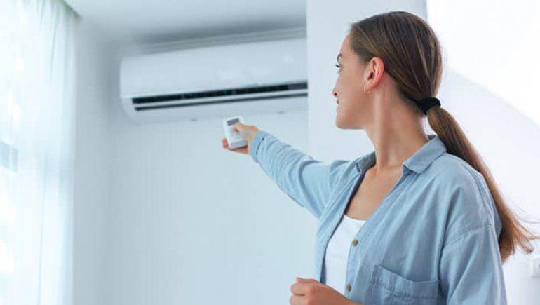 Ante la ola de calor, piden hacer un uso racional de la energía