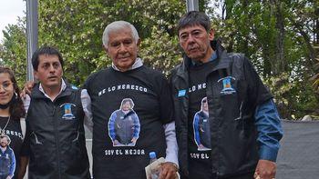Pereyra ratificó apoyo a Rucci a días de la elección petrolera