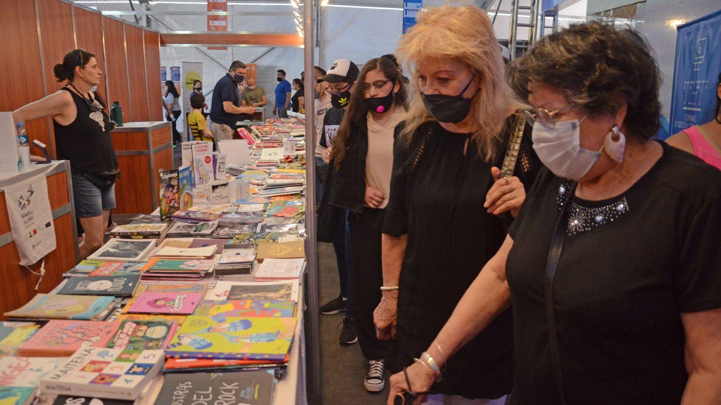 los libreros tuvieron buenas ventas en la feria del libro