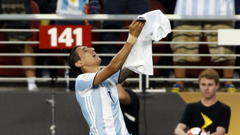 El drama personal que Di María ocultó en la selección para jugar