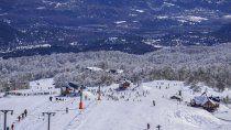 los centros de esqui abriran hasta el inicio de la primavera
