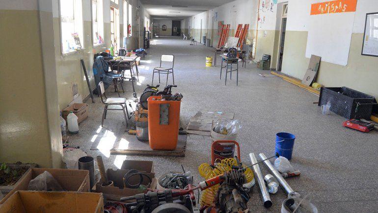 Una de cada tres escuelas no inició las clases presenciales en Neuquén