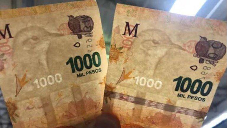 Tras el revuelo de las monedas, ahora cotizan los billetes con errores
