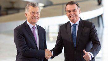 Macri se sumó a la polémica y se disculpó con Bolsonaro