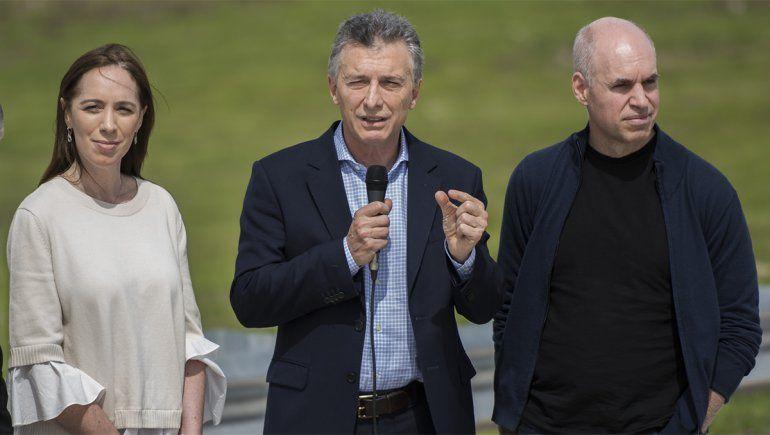 Macri metió presión y calificó de innecesarias las internas en JxC