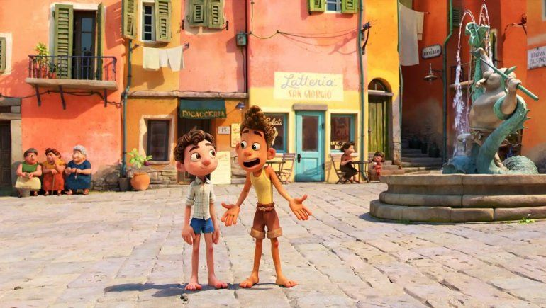 Películas de Disney: las referencias de Luca a otras cintas