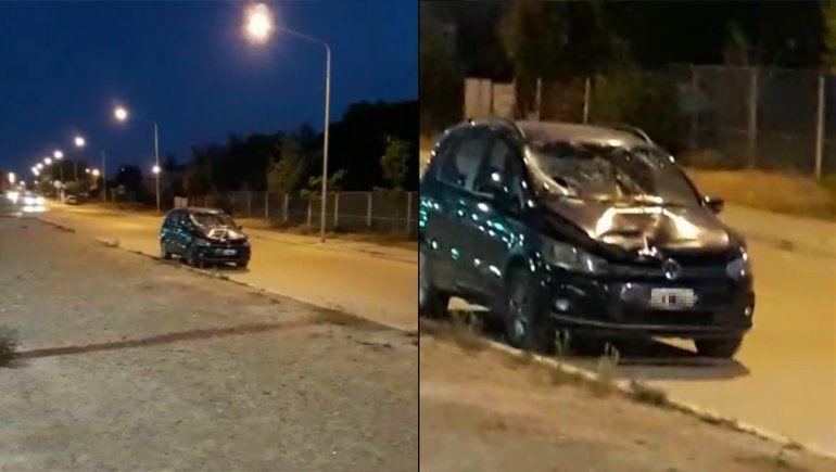 Accidente en el Metrobús: Creyó que le iban a robar y por eso tomó velocidad